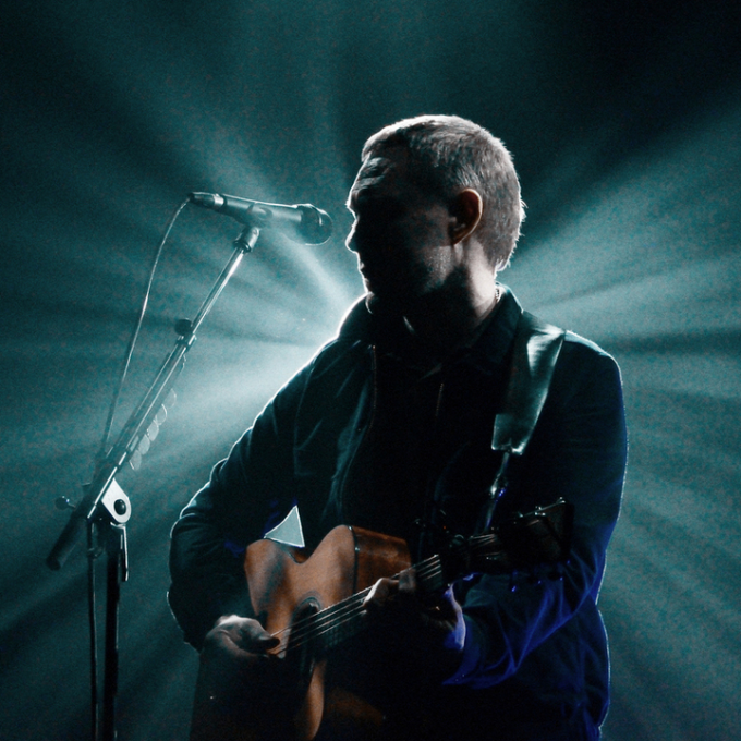 David Gray at Cadence Bank Amphitheatre